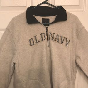 Men's Old Navy Classic Fleece Sweatshirt